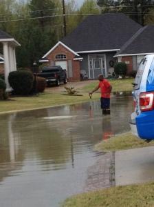 Where's Noah with the ark?!?!?